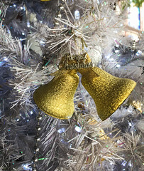 Christmas decorations (phuong.sg@gmail.com) Tags: abstract background bells bizarre black blurred bright celebration christmas closeup color deco decoration design effect electricity elegance ethereal fairy flash fun funky glamour glowing group holiday hope illuminated light lighting magic miracle night nightclub nightlife object pattern romance scene shiny surreal tale textured vibrant wishing yellow