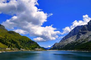 Day 32 - Fedaia Lake #3