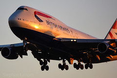 British Airways Boeing 747-436 G-BYGB (StephenG88) Tags: londonheathrowairport heathrow lhr egll 27r 27l 9r 9l boeing airbus january 5th 2017 5117myrtle avenuepremier inn heathrowterminal 5t5gbygb747744747436747400british airways ba baw speedbird sunrise winter