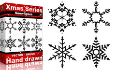 Xmas Series: Snowflakes (stockgraphicdesigns) Tags: celebration christmas decoration decorative design element festival flake frost frozen gift greeting happy holiday merry ornament ornate season snow snowflake winter xmas yule yuletide