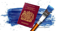 Blue Passport (morgantbphotography) Tags: art artist abstract brexit union jack unionjack england london black blackandwhite blue colour color canon colorful colourful dark edit editing expressive expression expressions fineartphotography graffiti graffitilondon inspire inspiration lightroom morgantbphotography natural neon passport work photography photooftheday photo photograph photographer photoofthemonth photos photooftheweek photographs photoshop photographers red student saturation streetart uk urban urbanart vivid worklife exposure yellow pink graphics graphic design theresamay pop popart nhs food