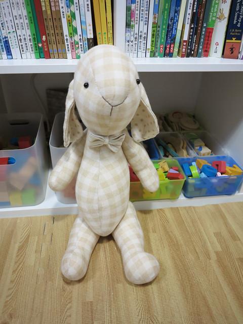 有機棉寶寶玩具