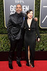 BEVERLY HILLS, CA - JANUARY 07: Writer Kenya Barris and Dr. Rainbow Edwards