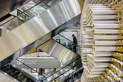 Printemps Department Store, Paris, France (davidgutierrez.co.uk) Tags: paris architecture art city photography davidgutierrezphotography nikond810 nikon urban travel people color londonphotographer photographer france london interior 巴黎 パリ 파리 париж parís parigi colors colours colour europe beautiful cityscape davidgutierrez capital structure ultrawideangle afsnikkor1424mmf28ged 1424mm d810 arts landmark icon printempsdepartmentstore printemps departmentstore luxury fashion indoor escalator beauty lifestyle brands label shopping chanel louisvuitton dior flickr nikkor pattern design