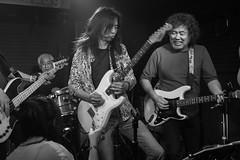 カルメンマキ & OZ Special Session at Crawdaddy Club, Tokyo, 07 Jan 2018 -00788