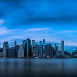 Manhattan Skyline - New York - Cityscape photography thumbnail