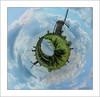 Kinderdijk planet (Francis =Photography=) Tags: europa europe hollande kinderdijk molenwaard paysbas netherlands niederlanden planet miniplanète moulins mills mühlen