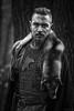The leader (Fotografreek) Tags: leader viking vikings warlord malemodel male magnificentportraits dutchphotographer bestportrait portrait portraitphotographer blackandwhite