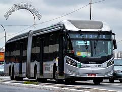 3 3161 VIP - Unidade Imperador (busManíaCo) Tags: caioinduscar vipunidadeimperador caio millennium brt 2017 articulado mercedesbenz o500uda bluetec 5