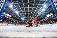 """Kansas City Mavericks vs. Colorado Eagles, December 16, 2017, Silverstein Eye Centers Arena, Independence, Missouri.  Photo: © John Howe / Howe Creative Photography, all rights reserved 2017. • <a style=""""font-size:0.8em;"""" href=""""http://www.flickr.com/photos/134016632@N02/24278195867/"""" target=""""_blank"""">View on Flickr</a>"""