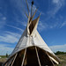 Tipi - National Historic Trails Interpretive Center