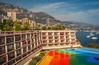 Monte Carlo (dorinser) Tags: montecarlo fairmont mosaic hexagrace vasarely coloured colours cotedazur