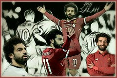 Mo Salah (redcard_shark) Tags: mosalah liverpool lfc football premierleague egypt