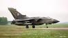 Panavia Tornado IDS (Angle-of-Attack) Tags: 1995 gilzerijen netherlands tlp aircraft aviation military panavia tornado ids german af luftwaffe 4459 scrapped