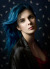 A moment before (Giulia Valente) Tags: portrait people portraiture woman beauty beautiful one alone looking blue light dark lowkey darkness soul feeling mood atmosphere inspiring peaceful ethereal romance romantic poem breathe painting