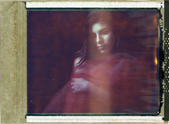E. (denzzz) Tags: portrait polaroid polaroid59 expired analogphotography filmphotography instantfilm wista45dx 4x5 largeformat fujinona 180mm