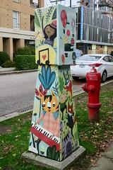 2600 Main Street (Mariko Ishikawa) Tags: canada britishcolumbia vancouver mountpleasant mural art streetart publicart