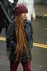 Long Hair (swong95765) Tags: hair length woman female lady walking street