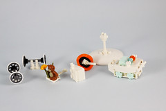Stroller in a Bauble 3 - How too build (modestolus) Tags: stroller bauble lego legomoc legobrick legobuilding legonerd afol christmas present moc secretsanta santa christmascalendar newborn roguebricks
