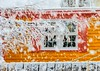 St. John's Snow (Karen_Chappell) Tags: snow snowing weather winter december stjohns quidividi house orange red white trim paint painted wood woonde atlanticcanada avalonpeninsula canada tree fence window branches storm snowstorm