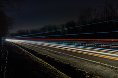 Fast tracks (andbog) Tags: sony alpha ilce a6000 sonya6000 emount mirrorless csc sonya sonyα sonyalpha sony⍺6000 sonyilce6000 sonyalpha6000 ⍺6000 ilce6000 manual mf manualfocus primelens manualfocusing lights piemonte italia it canavese piedmont italy to lighttrails longexposure apsc samyang samyang12mmf20ncscs 12mmf20 12mm f20 wideangle highway autostrada motion