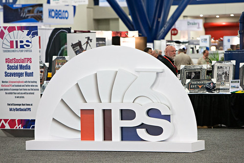 TPS Logo Sculpture -reg area