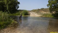 Река Птань, первый брод! Река, которая манит; река, о который я мечтал всю зиму!