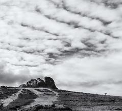 Hay Tor, Dartmoor (Tim Ravenscroft) Tags: haytor granite dartmoor landscape clouds england blackandwhite blackwhite monochrome hasselblad hasselbladx1d x1d