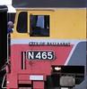Cant Spell Ballarat? (damoN475photos) Tags: n465 cityofballarat vline cant spell southerncross 2017