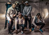 Huslaforlife (Fofinho Onimura) Tags: manu le cok alts big op jo langlais rap music groupe portrait clip block