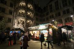 Rathaus Innenhof (Norbert Reich) Tags: munich münchen christmasmarket christkindlmarkt weihnachtsmarkt city