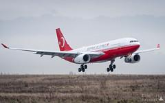 CDG   Republic of Turkey Airbus A330-200 (Timothée Savouré) Tags: recep tayyip erdoğan republic turkey turquie airbus a330 a330200 tctur tk001