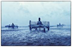 (paulh192) Tags: water muskegon michigan winter dark blue leicasl