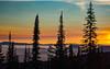 Big White Sunset (camcamcreative) Tags: sunset bigwhite skimountain snow winter