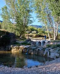 El Vado. (valorphoto.1) Tags: seleccioónvp paisaje natural alcoi camino rural fontdelquiçet naturaleza arboles rio vado photodgv