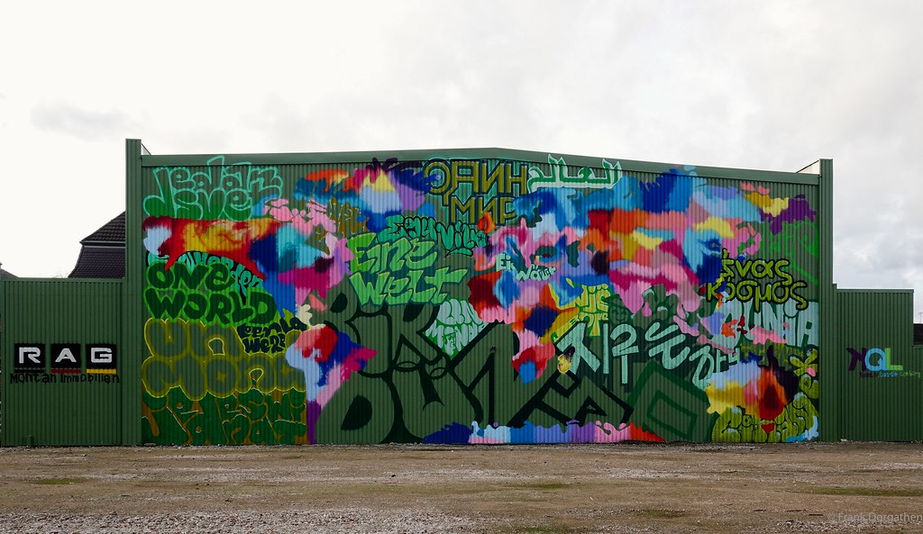 The World 39 S Best Photos Of Colorful And Graffiti Flickr