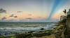 Anticrepuscular Rays from Condado, PR (ep_jhu) Tags: shadow anticrepuscular water puertorico apple weather rayos clouds rays meteorology waves atlantic ocean sunset nubes horizonte 6s iphone caribbean agua sanjuan sea tropical pr