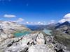 Wanderurlaub auf der Rudolfshütte - Wanderung zum Medelzkopf - am Gipfel - Blick auf Weißsee und Tauernmoossee (gernotp) Tags: berg ort rudolfshütte salzburg see stausee tauernmoossee urlaub uttendorf wandern wanderurlaub weissee grl5al grv4al österreich