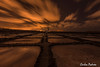 ¡Feliz Año Nuevo! (Carlos Padrón Noble) Tags: 2017 agua cielo españa grancanaria islascanarias laspalmas mar naturaleza nocturna nubes paisajes pozoizquierdo salinas salinasdetenefé santalucíadetirajana