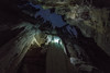 Climb! (WherezJeff) Tags: alberta canada jasper malignecanyon nationalpark cave climber limestone sport d850