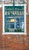 Venetian Window (lorinleecary) Tags: interior italy trips venice windows bricks pipe red wall white wires