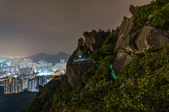 Kowloon Peak (Ian Ho Hiking) Tags: kowloonpeak hongkongnighthiking hongkongnighthike