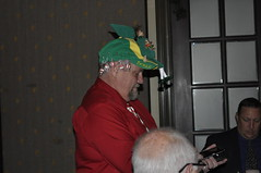 TEDS ANNUAL CHRISTMAS PARTY - 12/16/2017 (Traffic Engineering Data Solutions) Tags: lakemaryflorida christmasparty christmas civilengineering elfhats holidayparty officeparty trafficengineeringdatasolutions civilengineer ruthschrissteakhouse