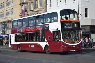 Lothian Buses 398 SN11EEO