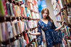 DSC_4109 (Robin Huang 35) Tags: 陳姿含 karry 板橋書店 書店 nb notebook sony vaio 人像 portrait lady girl nikon d810