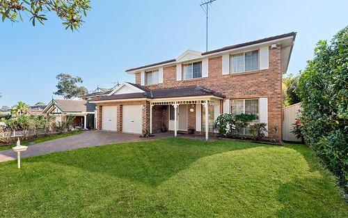 21 Pattern Pl, Woodcroft NSW 2767