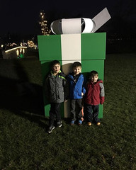 IG - kleinux (Dublin, Ohio, USA) Tags: dublinishome social media campaign holidays christmas gift box historic dublin downtown coffman park recreation center