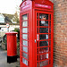 Long Crendon Red Boxes