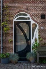 Vischmarkt, Harderwijk (Ivan van Nek) Tags: vischmarkt harderwijk gelderland thenetherlands nederland paysbas dieniederlande door deur nikon nikond7200 d7200 architecture architectuur derailinator architektur