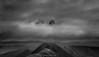 A New World is Born (N/B) (Frédéric Fossard) Tags: sky nuage cloud landscape alpes savoie maurienne monochrome noiretblanc blackandwhite altitude merdenuage picdemontagne peaks cimes crêtes montagne mountain mountainrange mountainridge aiguillesdarves lumière ombre tonalité neige snow snowcapped alpenglow